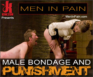 Men in Pain